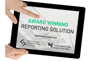 Award winning reporting solution