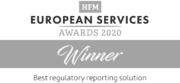 HFM European Services Awards 2020 - SteelEye Winner