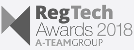 RegTech Awards Logo 2018