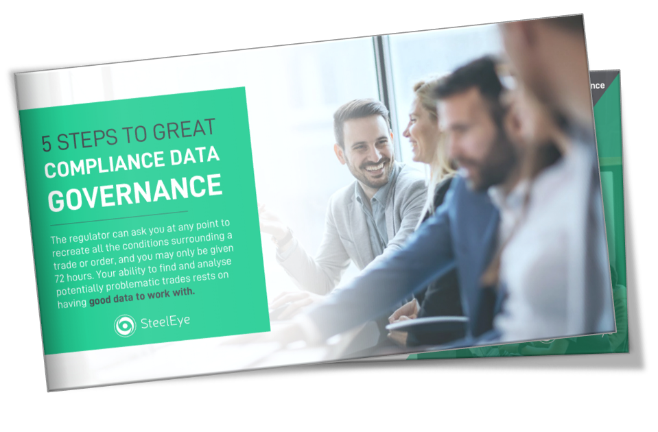5 Steps to Great Compliance Data Governance