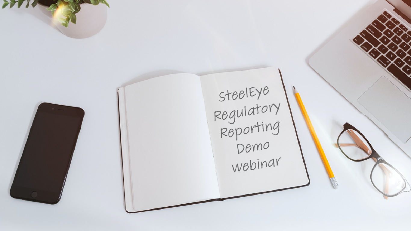 SteelEye Regulatory Reporting Demo Webinar