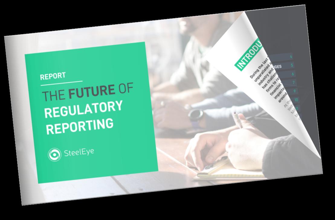 The future of regulatory reporting report