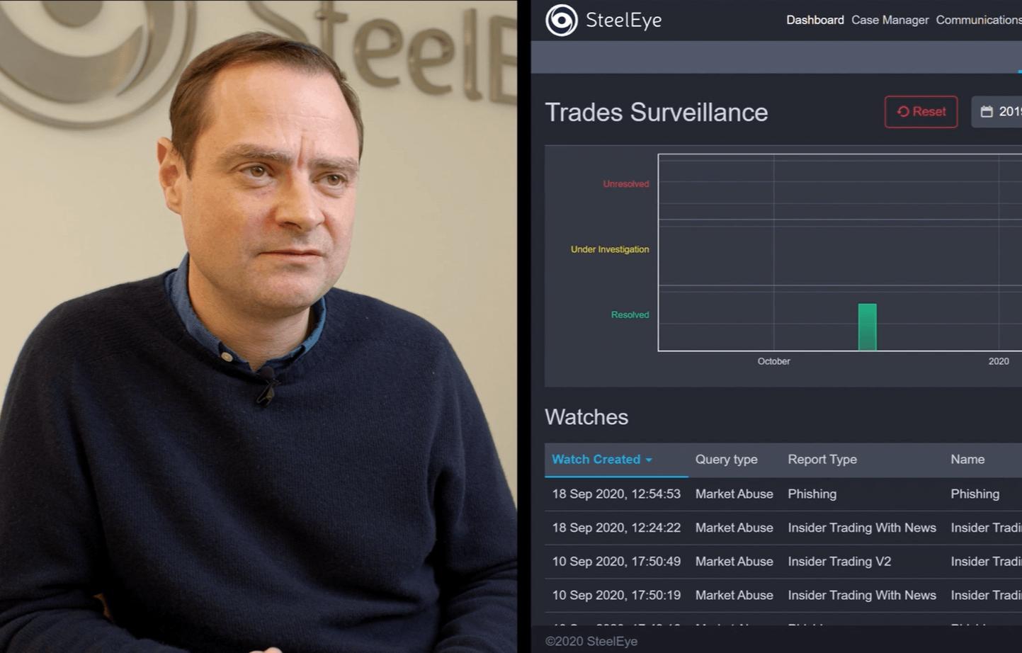 SteelEye Trade Surveillance