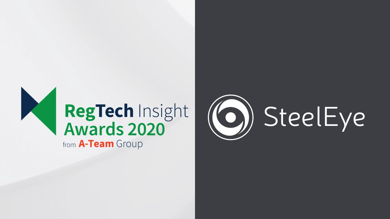 RegTech Insight Awards 2021 Europe